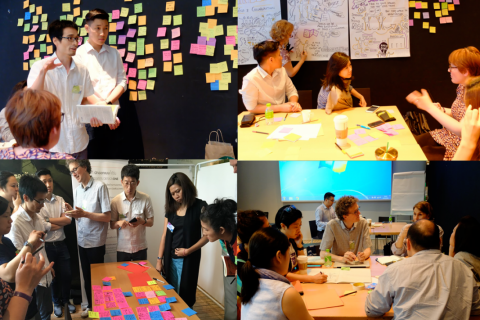 PROJECT: AHRC funded research Network: Bridging the UK and Asia-Pacific Practices