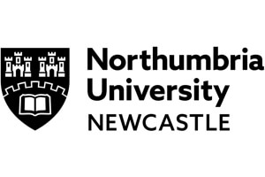Northumbria University Newcastle Logo