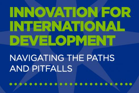 Innovation for International Development | 2016
