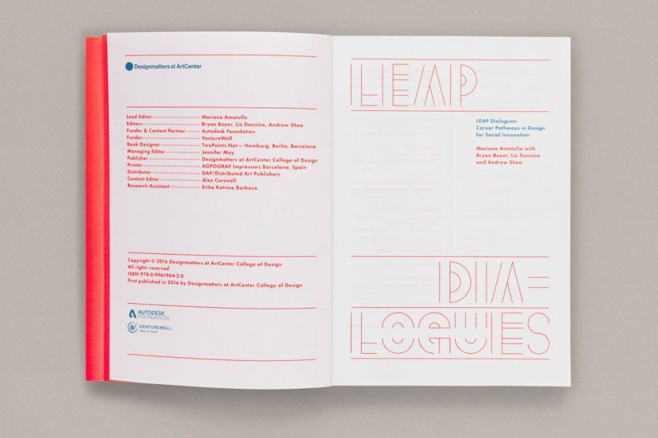 Leap Dialogues inside page
