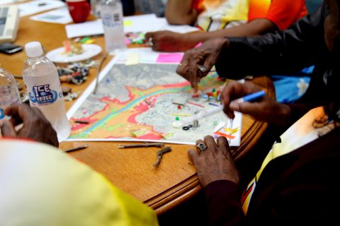 Strengthening community resilience in natural disasters