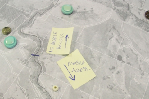 Community in Emergency Management – enabling a community-based innovation