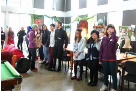 Design for Social Change Studio: Oxfam Australia & RMIT University