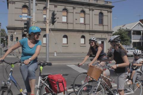 My Bike Project | bike skills and community engagement program